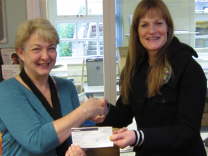 Theresa - Babington Donation