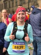 laura jane cummings sheffield half marathon