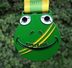 ripley 10k medal
